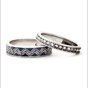 Chloe + Isabel Serengeti Stackable Rings